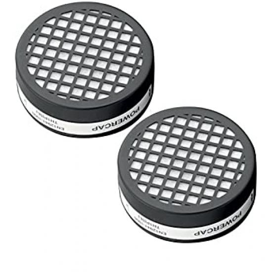 Coppia di filtri polveri per Powercap Active