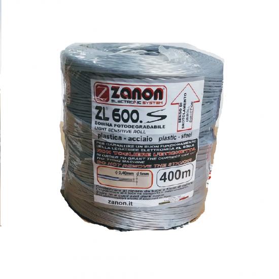Bobina filo biodegradabile per legatrice Zanon ZL 600 S
