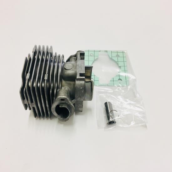 Kit cilindro e pistone 61112176  adatto a decespugliatore Efco 8530 IC - 8535 Ergo adatto a decespugliatore Oleomac 453 BP - 453 BP Ergo