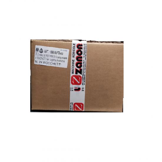 Scatola filo biodegradabile per legatrice Zanon zl 600- Scatolone da 24 bobine